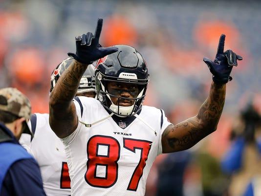 NFL: Denver Bronkosidagi Houston Texans