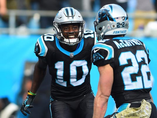 Why won t the Carolina Panthers play Curtis Samuel more  89f1adf2da08