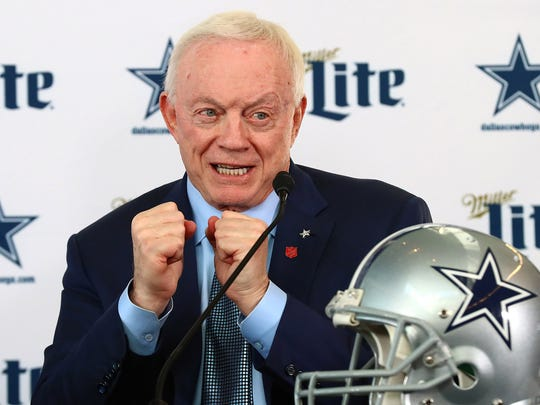 Dallas Cowboys owner Jerry Jones will lead the organization into another NFL Draft. Can Jones and Co. continue recent success on draft weekend?