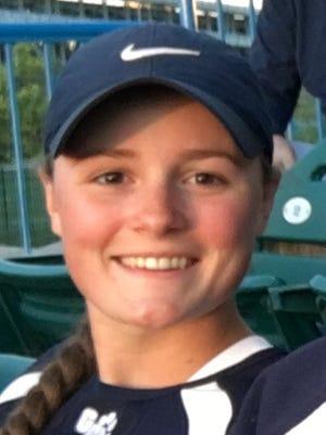 GCIT sophomore shortstop Briana Wilky