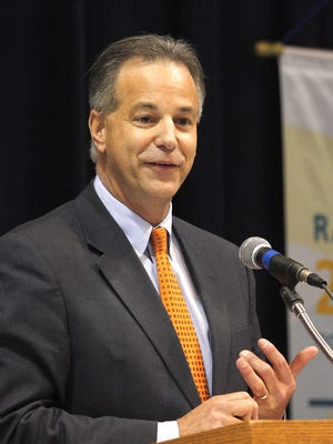 Angelle enters Louisiana governor's race