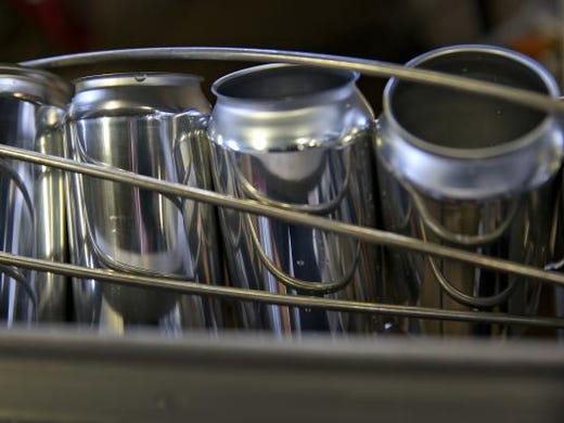 Why cans are winning over craft beer drinkers (and breweries)