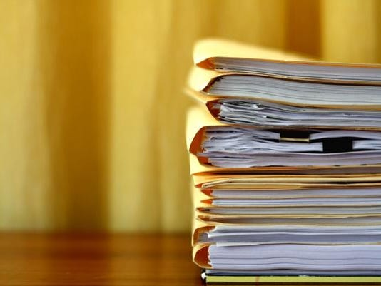 Legal Folders and Files