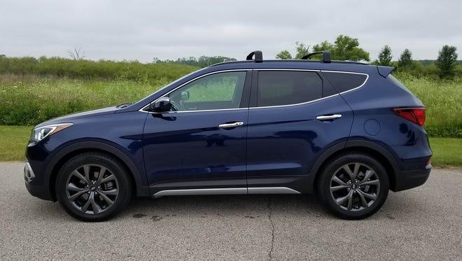 2017 Hyundai Santa Fe Sport 2.0T ULT AWD