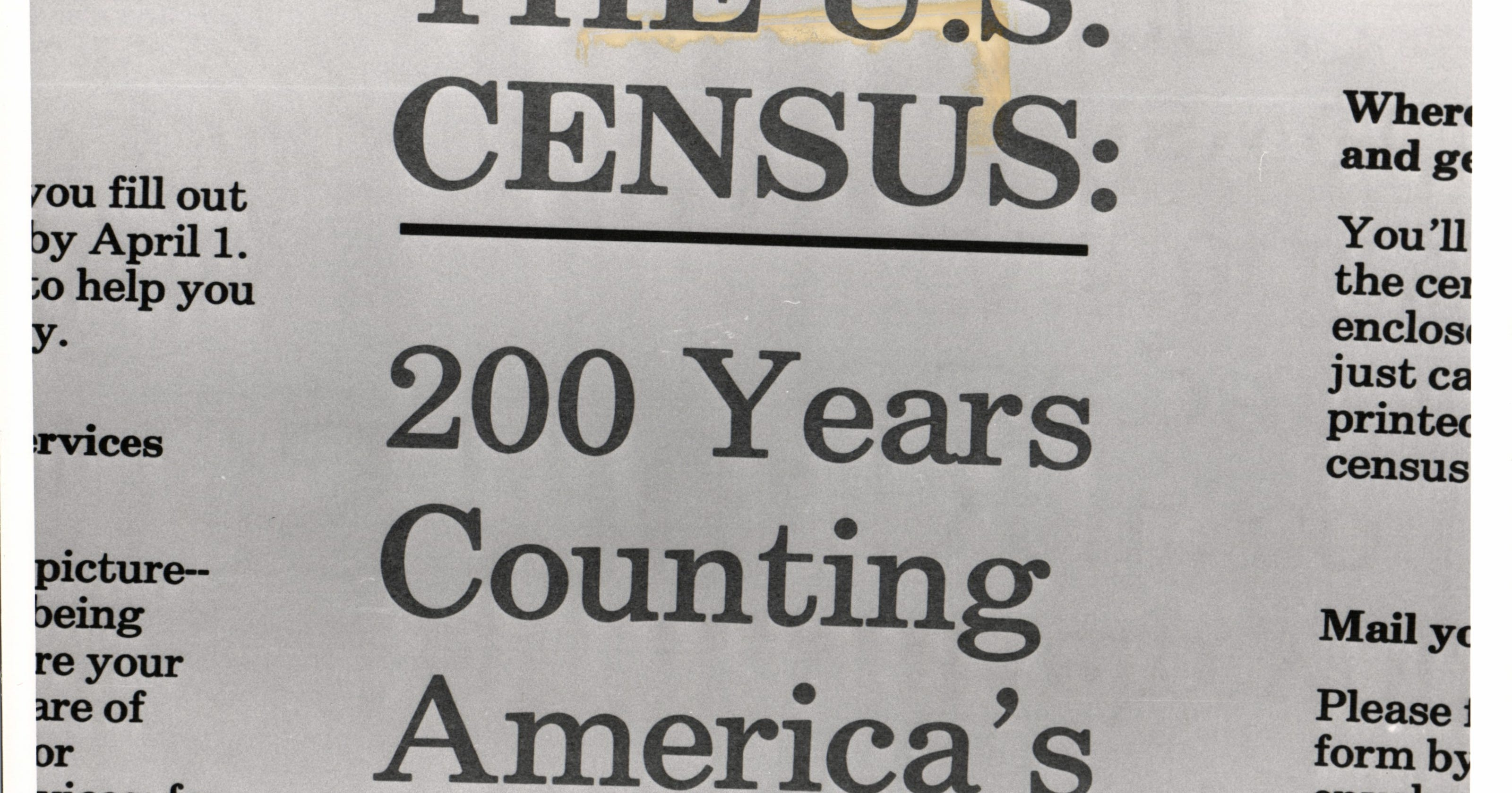 Kaffer Citizenship Question On US Census Could Be Bad For Michigan