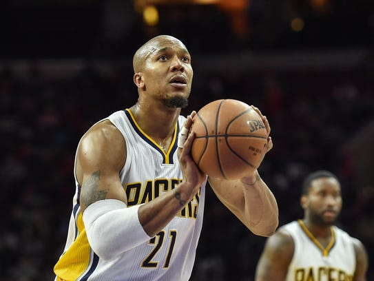 David West declined his player option for 2015-16.