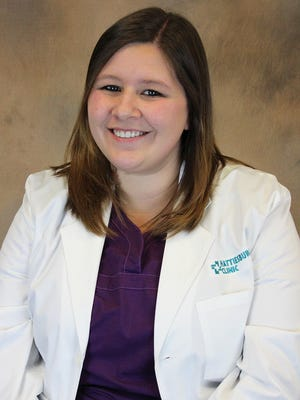 Anne Claire Dugas recently joined Hattiesburg Clinic Urology.