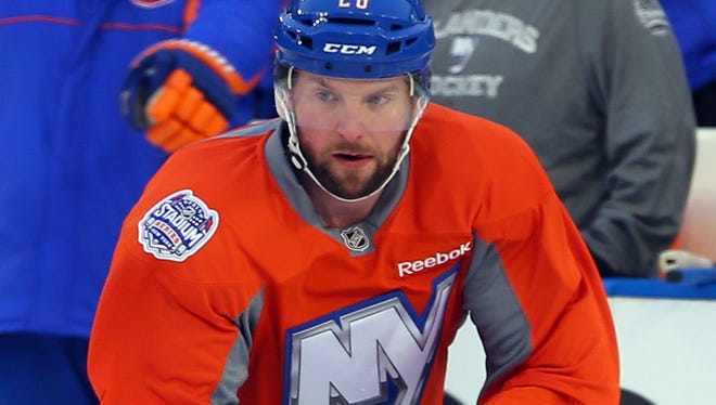New York Islanders left wing Thomas Vanek's skills are coveted, but his salary could limit his suitors.
