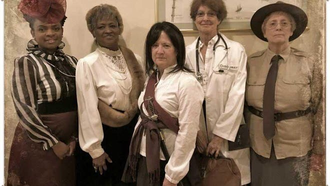 The New Bern Historical society's video presentation of Ordinary Women, Extraordinary Deeds is in the works and live-streaming begins Aug. 19.