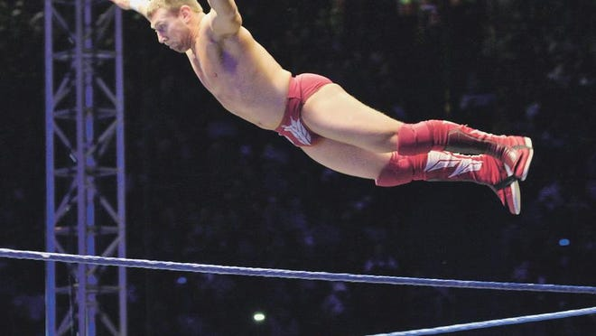 """Daniel Bryan defends his WWE world heavyweight title tonight at """"Extreme Rules."""""""