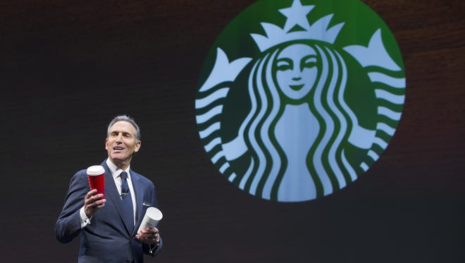 Starbucks CEO Howard Schultz is stepping down from role of ceo