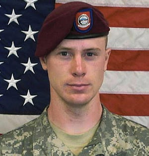 Army Sgt. Bowe Bergdahl.