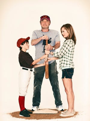 """Single mom Terry (Maggie Lawson) and her awkward son Danny (Griffin Gluck) move in with the man who pushed her into baseball, Terry """"The Cannon"""" Gannon Sr. (James Caan), a father she both loves and resents."""