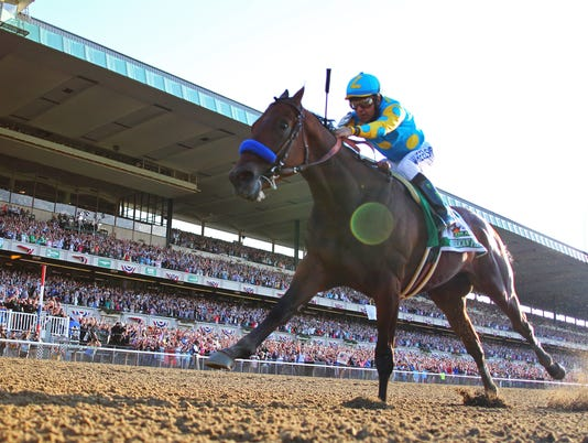 USP HORSE RACING: 147TH BELMONT STAKES S RAC USA NY