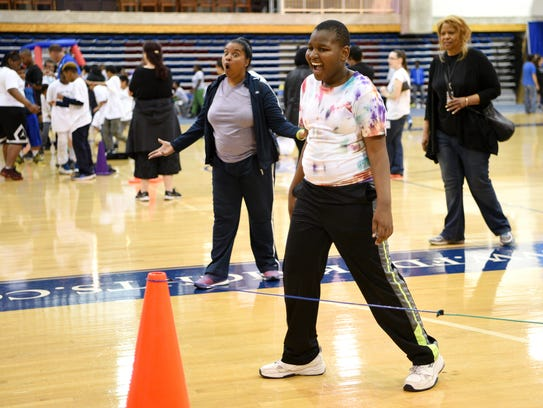 Field day gives Teaneck special needs students a day of ...
