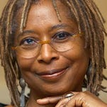Novelist and poet Alice Walker was born on Feb. 9, 1944, in Eatonton, Ga.