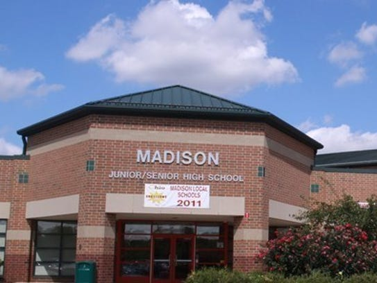 Madison Junior/Senior High School in Butler County,