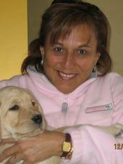 Jennifer Polke Sgambelluri is shown in a photo dated Dec. 4, 2005.