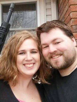 Katie and Matt Claxton