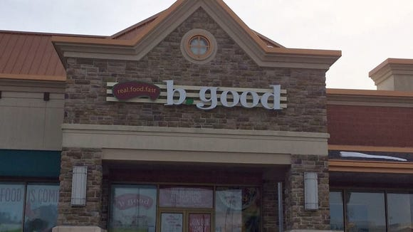 B.Good will join Wegmans and Target at Centerton Square