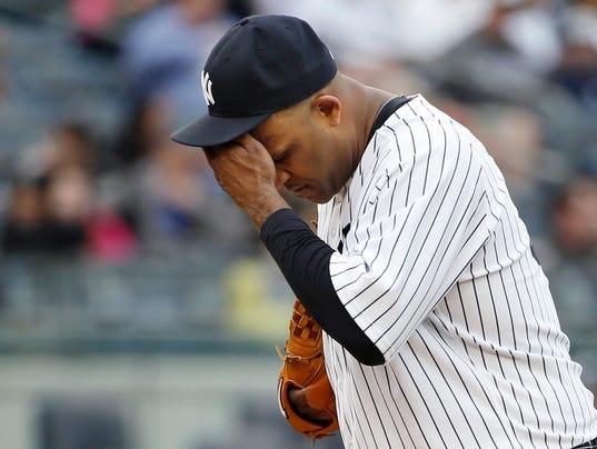 Yankees CC Sabathia May 4 2014