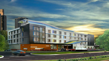 Upscale hotel to open at Lake Lorraine