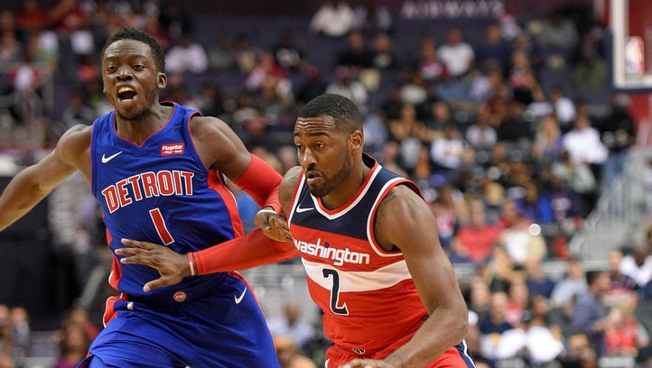 Reggie Jackson blasts officiating after Detroit Pistons loss to Wizards
