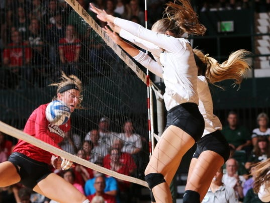 Michigan State volleyball