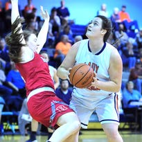 Top girls basketball performers from Monday's region semifinals