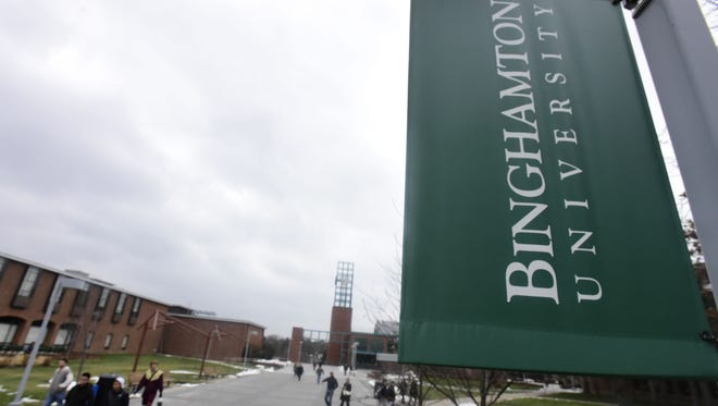 Prospective students have until July 21 to apply to State University of New York schools, such as Binghamton University.