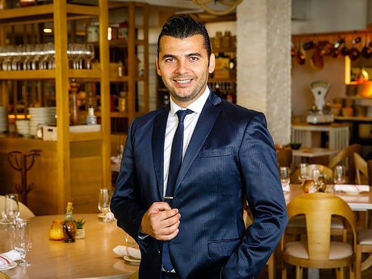 Luca Di Falco is managing partner of Kitchen, the restaurant set to open in The Mangrove Cafe's former space. He also is managing partner of Caffe Milano and Bice Ristorante, all on Fifth Avenue South in downtown Naples.