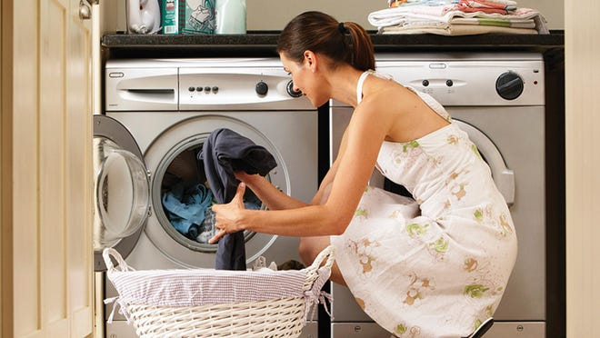Washing machines and dryer's should be cleaned regularly.
