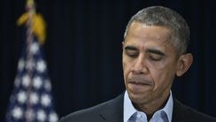 President Obama speaks on the death of Supreme Court