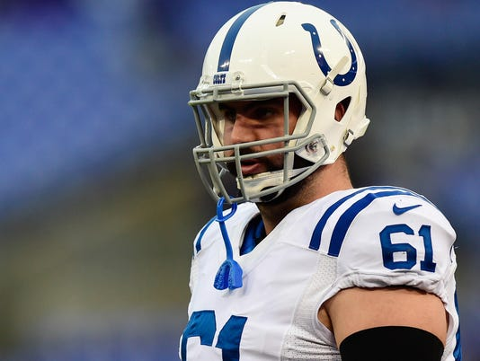 NFL: Indianapolis Colts at Baltimore Ravens