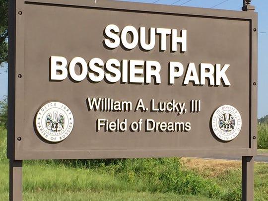 Bossier Parish has big vision for 'Field of Dreams'