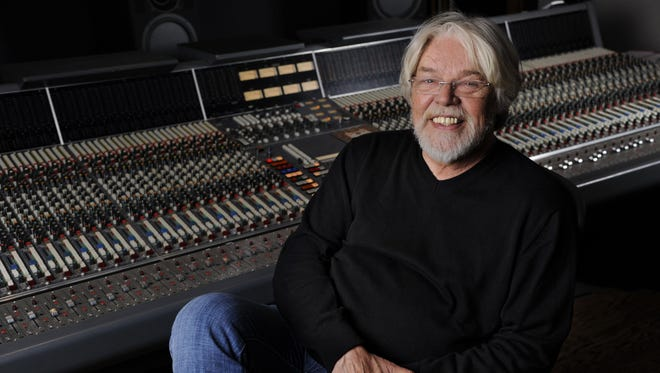 """Bob Seger's new album, """"Ride Out,"""" debuted at No. 1 in Detroit."""