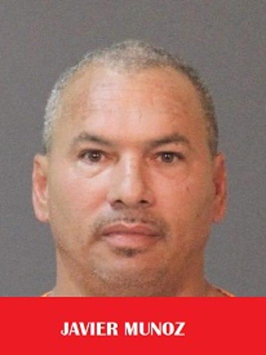 Meth smuggler Javier Munoz of Vineland