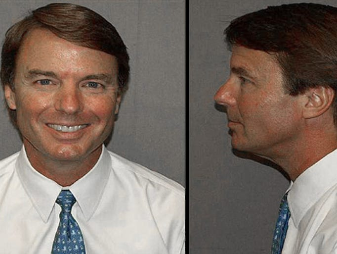 A Look At Political Mugshots