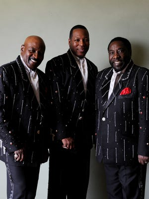The O'Jays perform this Saturday, May 21, at 8 p.m. at the Wind Creek Casino in Wetumpka. (Denise Truscello/Contributed)