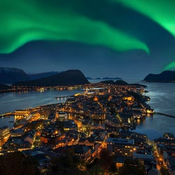 Postcard-perfect images of Norway
