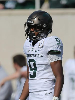 At 6-feet-3 and 185 pounds, Donnie Corley has the makings to have an impact for the Spartans this season as a freshman, his teammates say.