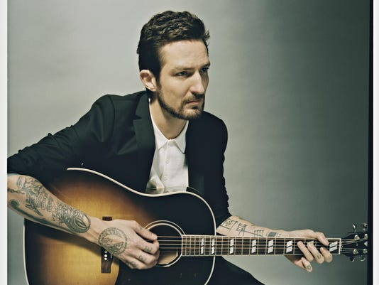 Frank Turner press shot