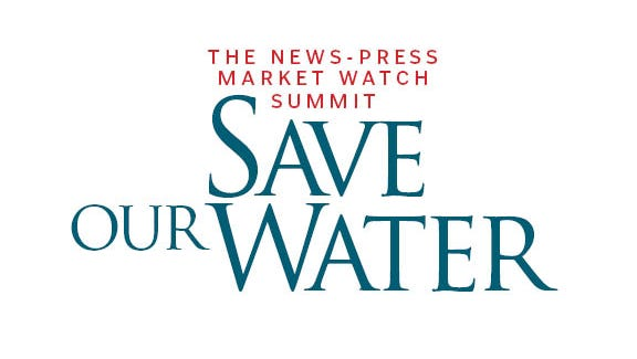 """The News-Press Media Group hosts """"Save Our Water""""  on Wednesday, October 26, 2016.  The event puts the spotlight on the water quality crisis in Southwest Florida."""