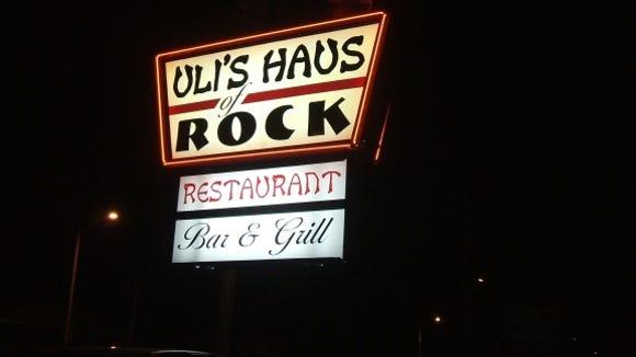 Lansing music venue Uli's Haus of Rock closing for