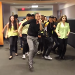"Students and faculty at A. Maceo Smith New Tech High School in Dallas made a viral video set to ""Uptown Funk."""