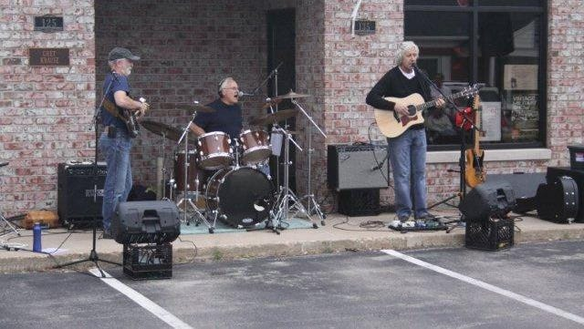 The Grey Catz, a three-piece band from Stevens Point, will kick off this year's Thursday Night on Main concert series on July 9 in Iola.