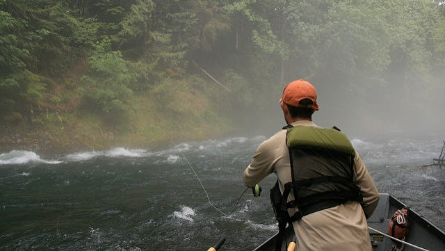 The Santiam Flycasters will hold its first meeting of the year at 7 p.m. Jan. 12.