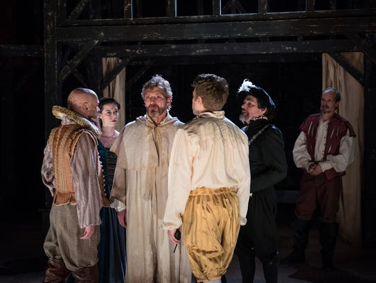 """Next Act Theatre performs """"Equivocation,"""" which turns"""