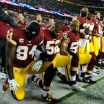 Montel Williams to Trump: We're not North Korea. NFL players can choose to take a knee.
