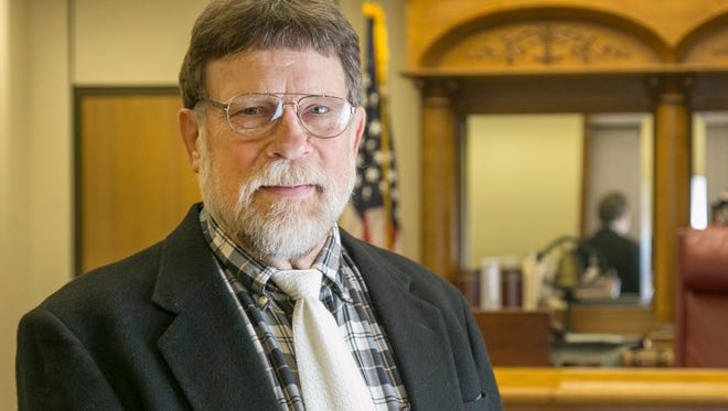 Judge Philip Mayer is in charge of the Richland County Probate Court.